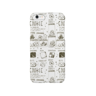 SORAHANAのCOOKIE Smartphone cases