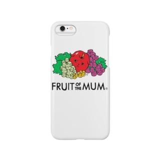 Fruit of the Mum スマートフォンケース