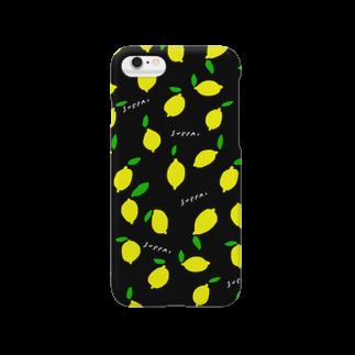 明季 aki_ishibashiのビタミンC Smartphone cases