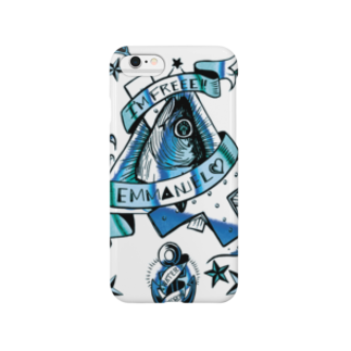 MCmartのS▲B▲tO(oldschool_B) Smartphone cases