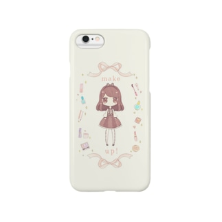 make up!(iPhone6) Smartphone cases