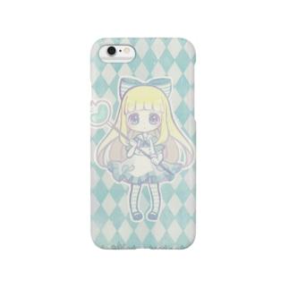 Alice(iPhone6) スマートフォンケース