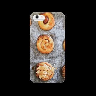 misecoのCookiesスマートフォンケース
