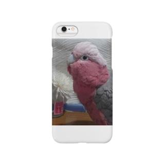 桃色気分 Smartphone cases