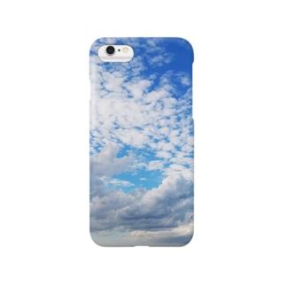 夏の空 Smartphone cases