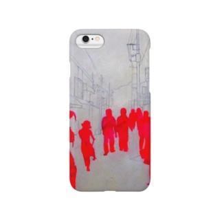 人と街 Smartphone cases