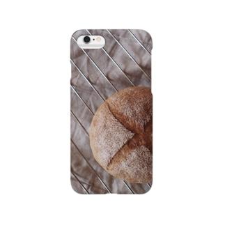 カンパーニュのiPhoneケース Smartphone cases