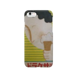 レトロTOKIO さくらBEER Smartphone cases
