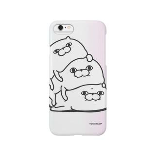 ぬこ100%iphoneケース Smartphone cases
