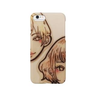 お姉さんふたり Smartphone Case