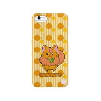iPhone6用 [フルーツ猫シリーズ]みかんの猫・マンダリン Smartphone cases