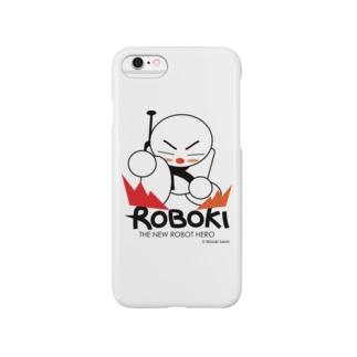 ROBOKI(ロボキ)LANDING Smartphone cases
