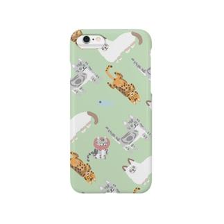 MyCats メロン Smartphone cases