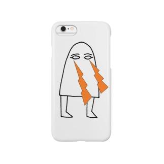 メジェド・ビーーーム Smartphone cases