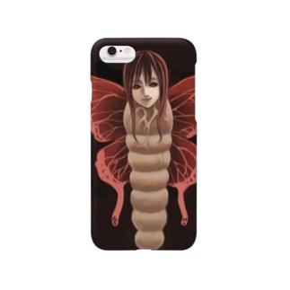 少女蝶 Smartphone cases