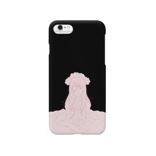 眼帯少女 Smartphone cases