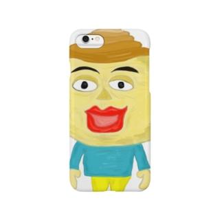 ジャガー芋田 Smartphone cases