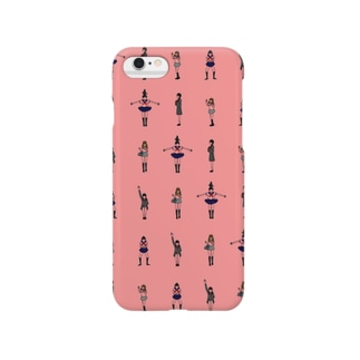 JK総柄 Smartphone cases