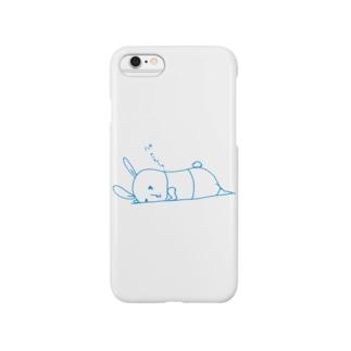 限界うさぎ Smartphone cases
