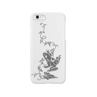 蔦とかえる Smartphone cases