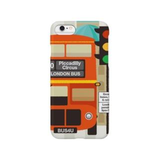 London Bus Smartphone cases