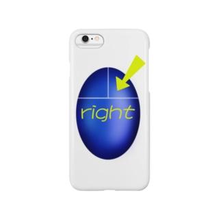クリック Smartphone cases