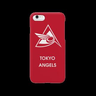 はみだし みゆきのエンジェルス スマホケース Smartphone cases