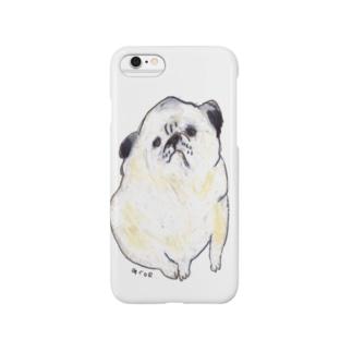パグ Smartphone cases