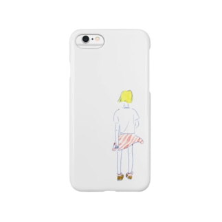 Smmer Girl Smartphone cases