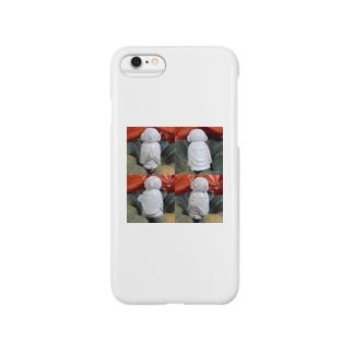 おじぞうさま Smartphone cases