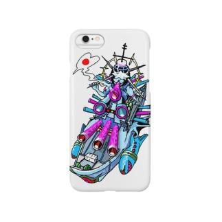 戦艦女子01 Smartphone cases