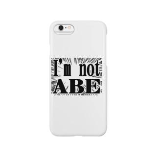 I'm not ABE スマートフォンケース