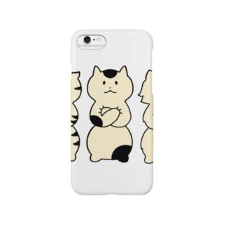 クロウズ3兄弟 Smartphone cases
