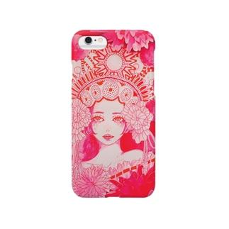 sの華 Smartphone cases