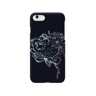 心臓(色付き) Smartphone cases