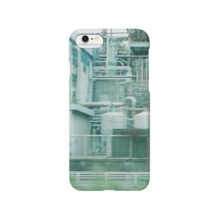 工場萌えなケース Smartphone cases