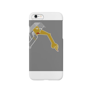 ホオヅエ Smartphone cases
