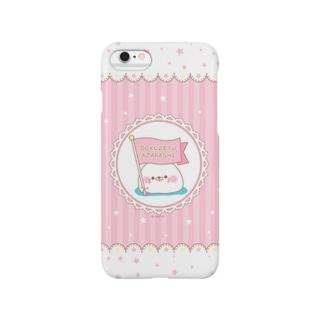 毒舌あざらし☆スマホケース(iphone6) Smartphone cases