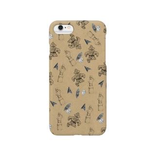 いせきのスマートフォンケース Smartphone cases