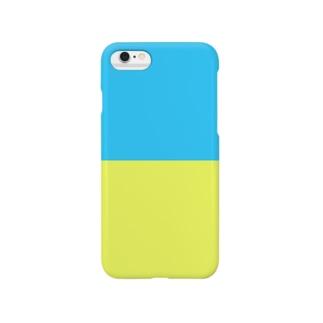 みずいろきいろ Smartphone cases
