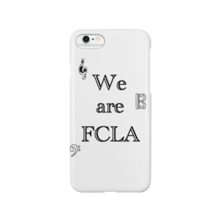 FCLA 1 Smartphone cases