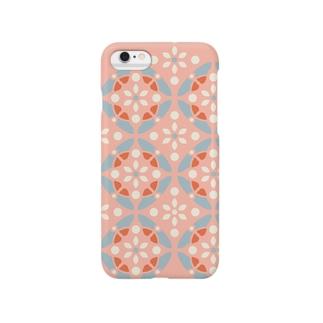 夕焼けのきらきら万華鏡 Smartphone cases