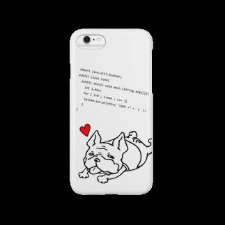 Chittyの愛が止まらないJavaフレブル Smartphone cases