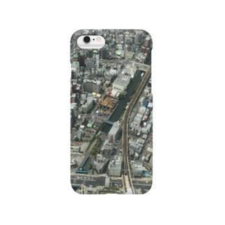 パノラマiPhoneケース Smartphone cases
