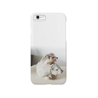 Ride on Hedgehog! Smartphone cases