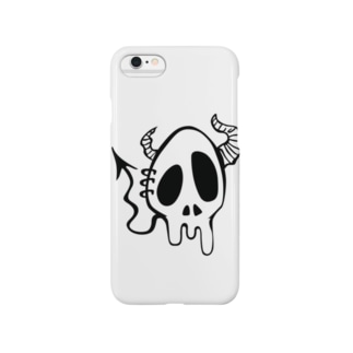 Devil Skull-Normal- Smartphone cases