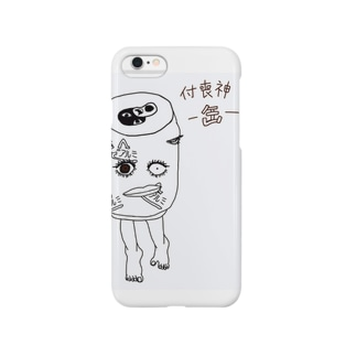 付喪神 缶 Smartphone cases