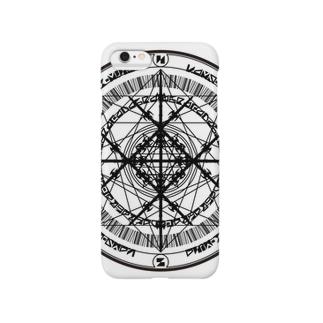 vamp-raviノ魔法陣 Smartphone cases