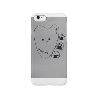 おこめぱーてぃーけーす Smartphone cases