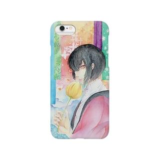 ミツキ Smartphone cases